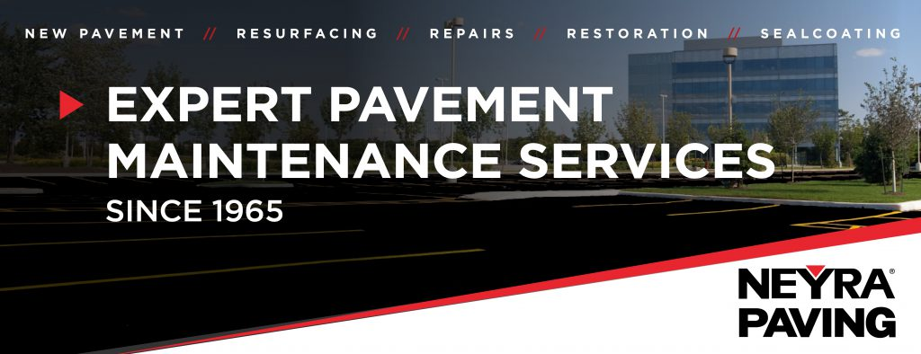Pavement Maintenance Service in Cincinnati, OH, Neyra Paving