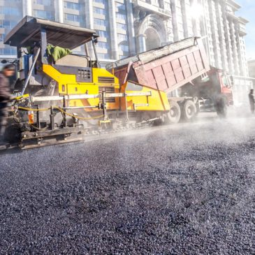 How is Asphalt Made?