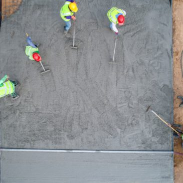 The Different Types of Concrete